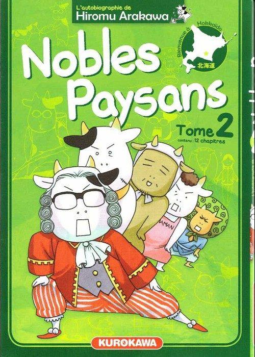 « Nobles paysans tome 2 » : le bonheur est dans le pré