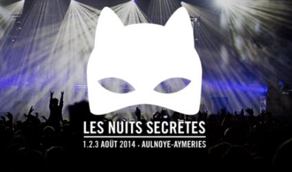 [Live Report] Les Nuits Secrètes 2014, Nuit 2