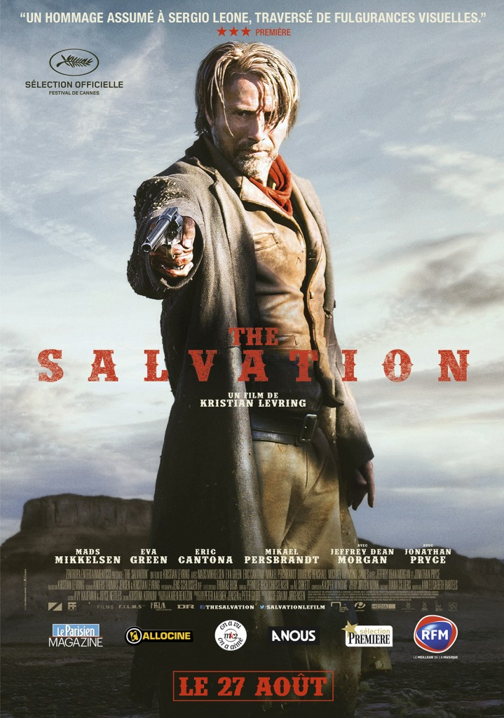 [Critique] « The Salvation » : Mads Mikkelsen dans un western danois brutal et intense