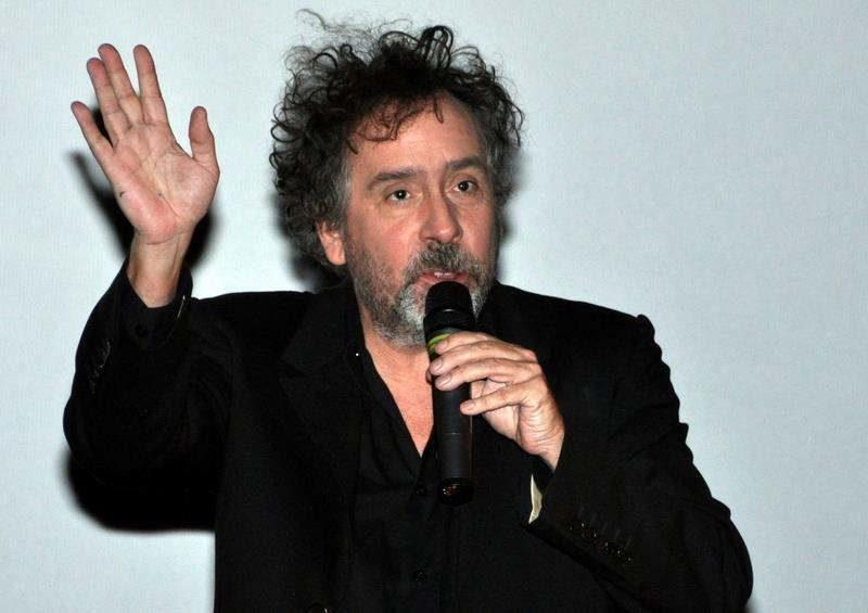 Tim Burton est de retour