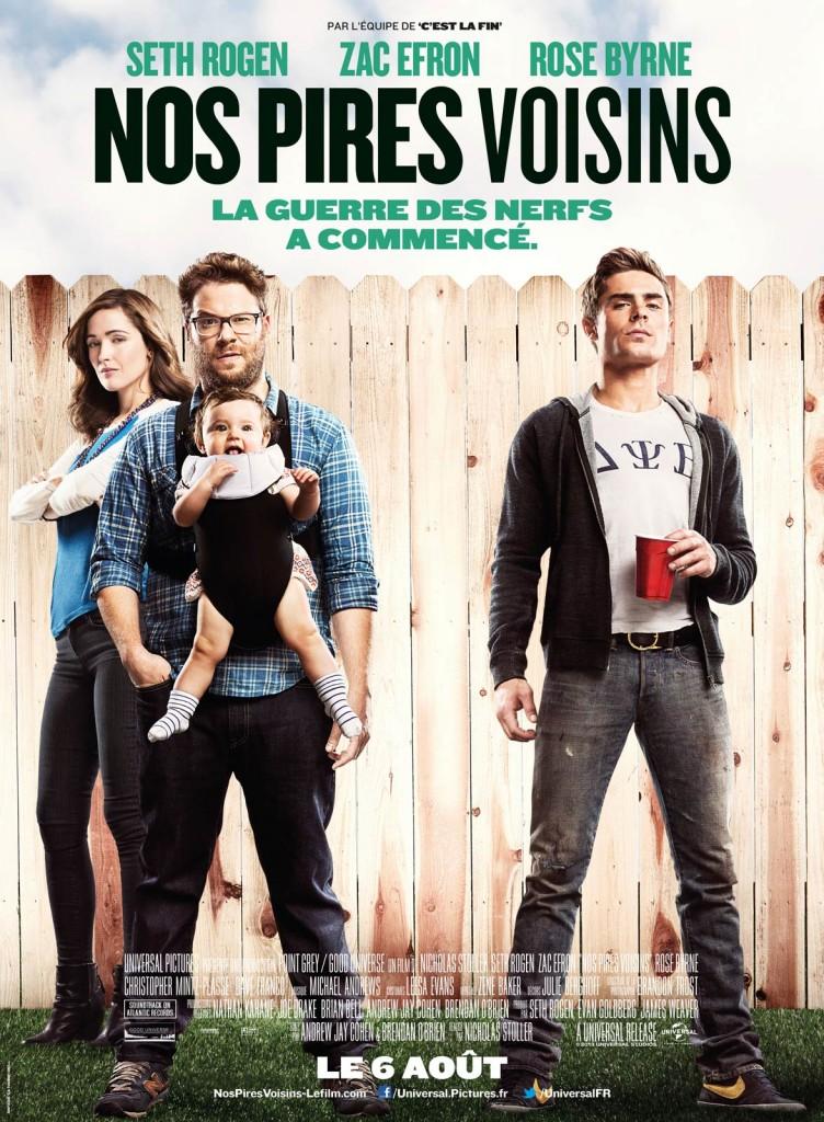 [Critique] « Nos pires voisins » : énième comédie sur le passage à l'âge adulte. Vite vue, vite oubliée