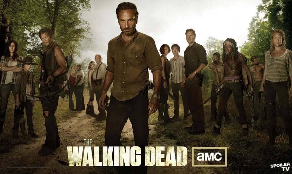 La bande-annonce de la saison 5 de The Walking Dead dévoilée