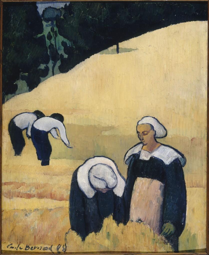 Émile Bernard (1868-1941) : une belle rétrospective à l'Orangerie