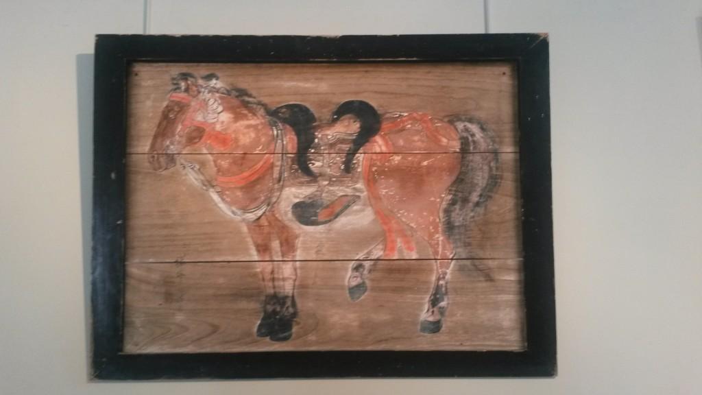 Des chevaux rapides comme des dragons. Renaissance d'une tradition vieille de 300 ans de la région de Fukushima