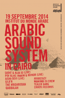 [Live report] Arabic Sound System à l'Institut du Monde Arabe