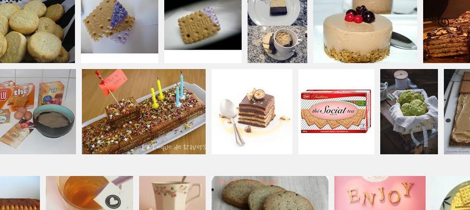 [La recette de Claude] Biscuit au thé