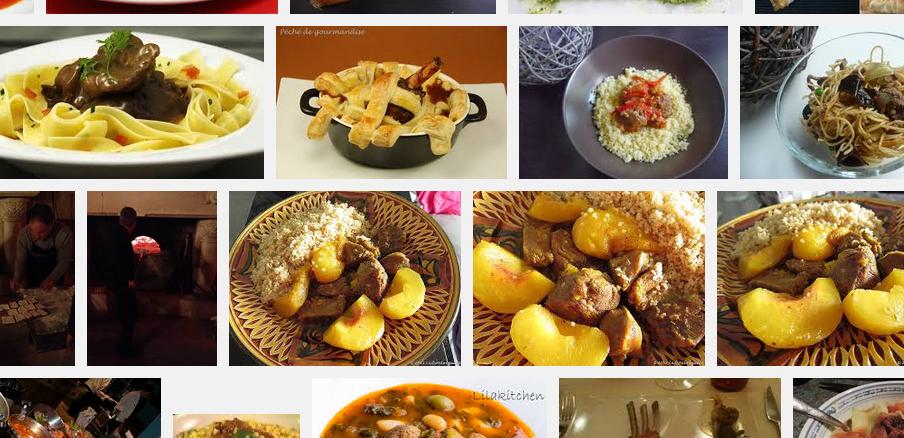 [La recette de Claude] Boeuf et agneau à la pêche et aux pâtes