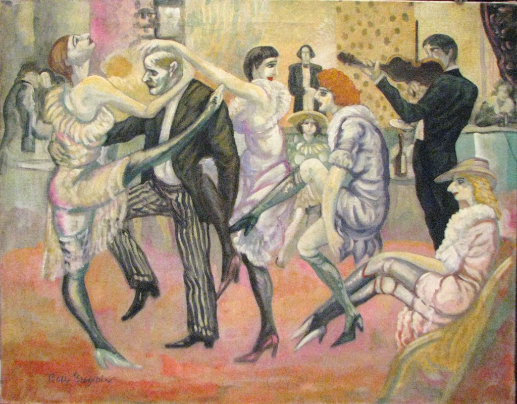 «Expo» Maîtres Russes modernes : vie quotidienne, nocturne et sur scène à la galerie Shchukin