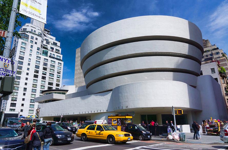 Le Guggenheim : l'art pour tous ?