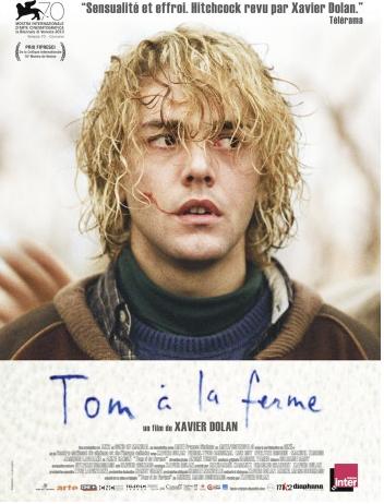 [SORTIE DVD] «Tom à la ferme» de Xavier Dolan