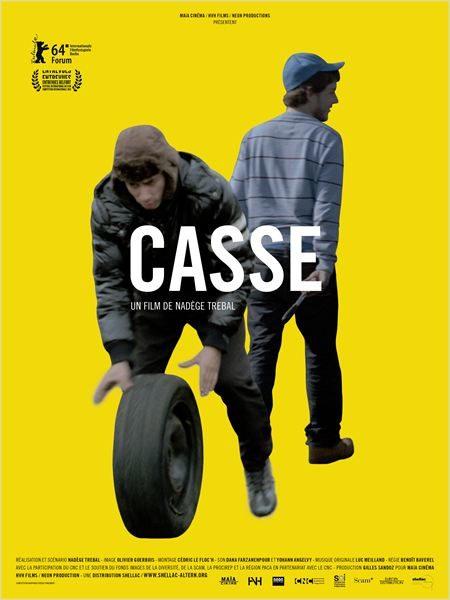 Gagnez 10×2 places pour le film « Casse » de Nadège Trebal