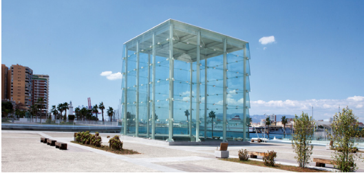 Beaubourg hors les murs : un Centre Pompidou ouvrira à Málaga
