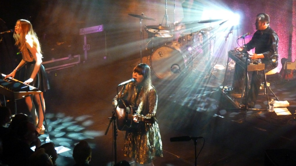 [Live report] First Aid Kit au Café de la Danse