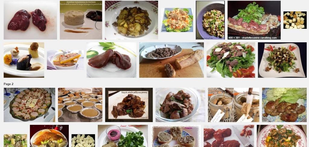 [La recette de Claude] Foies de volaille au céléri