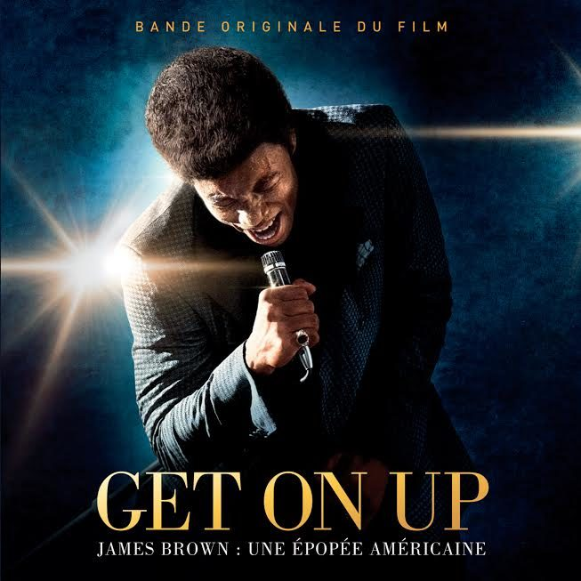 Gagnez 5×2 places et 5 BO du film « Get On Up », le biopic sur la vie de James Brown
