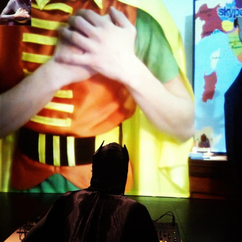 «JOSEPH_Kids», la réalité augmentée d'Alessandro Sciarroni