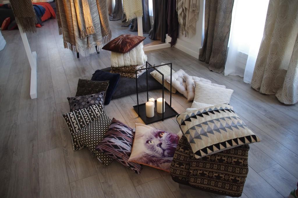 Madura collection automne-hiver 2015 : quatre ambiances pour des intérieurs chics et élégants
