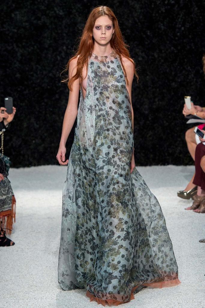 New York Fashion Week : Romantisme, héroïnes et conte de fée