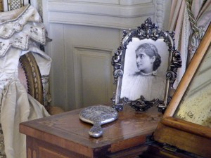 La baronne Ephrussi de Rotschild © J. Da Costa