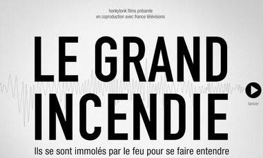 « Le Grand Incendie » couronné de succès au Visa pour l'Image