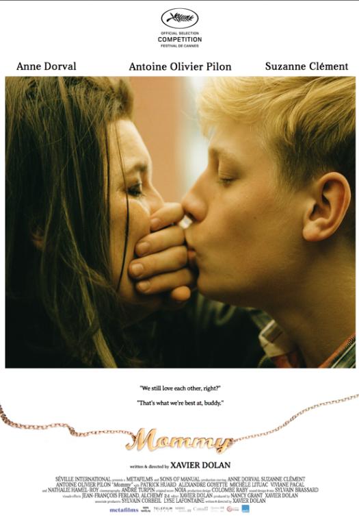 Gagnez 5×2 places pour le film « Mommy » de Xavier Dolan