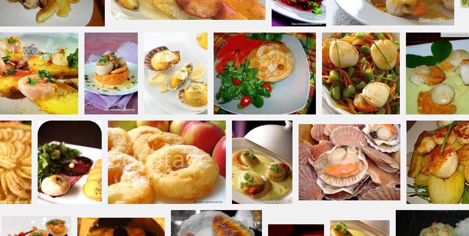 [La recette de Claude] Noix de coquilles Saint-Jacques à la pomme et à la cannelle