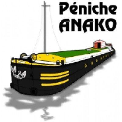 Péniche Anako