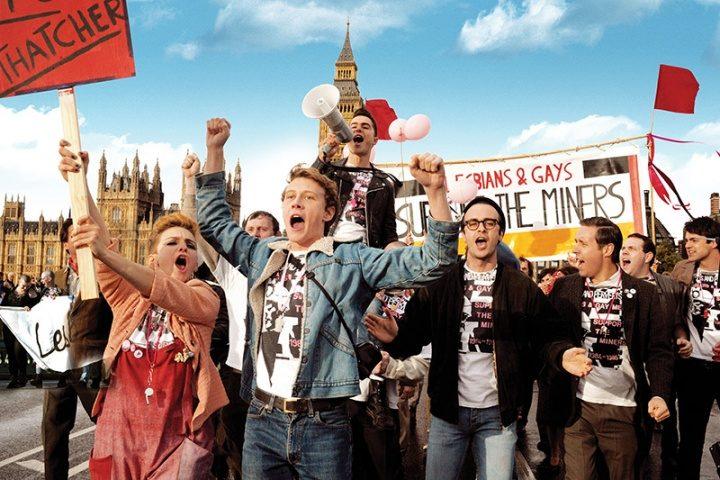 Gagnez des places / des tee-shirts et des pin's pour le film « Pride » de Matthew Warchus