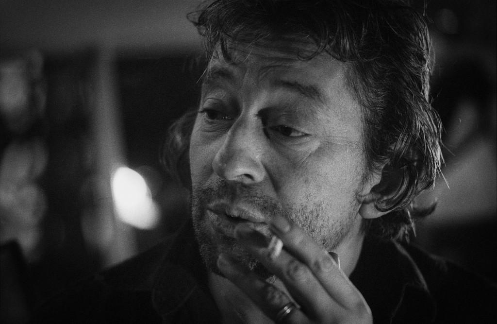 Une vidéo inédite de Serge Gainsbourg datant de 1987 dévoilée