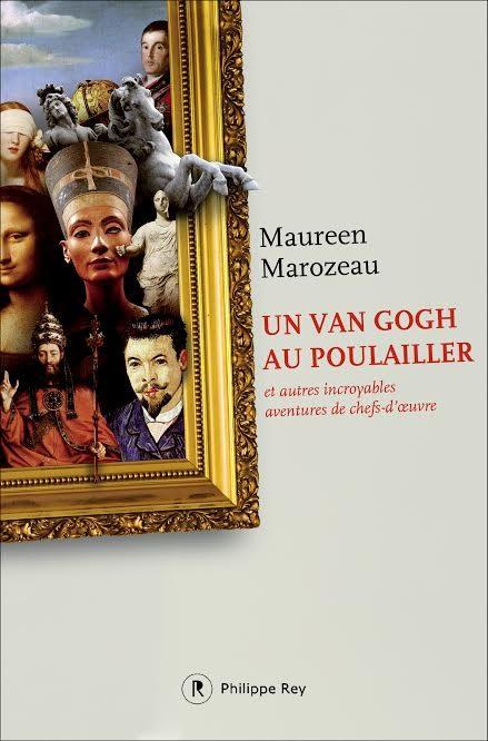 Gagnez 5 exemplaires de « Un Van Gogh au Poulailler » de Maureen Marozeau