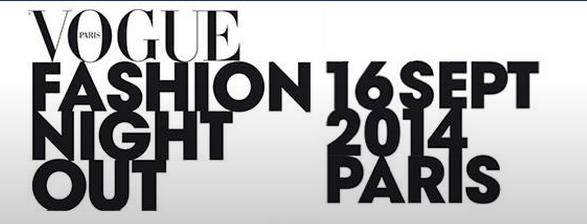 Paris Vogue la galère pour la «Fashion Night out»