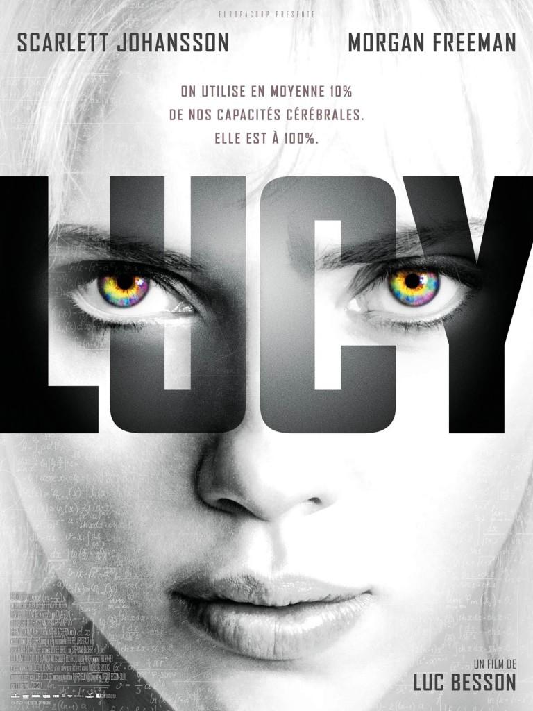 Box-office français de la semaine : Lucy domine toujours le top 10 des entrées