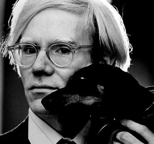 Andy Warhol : capsule temporelle et voyage dans le temps