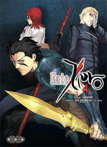 «Fate/Zero» tome 4 : nouvelles règles du jeu