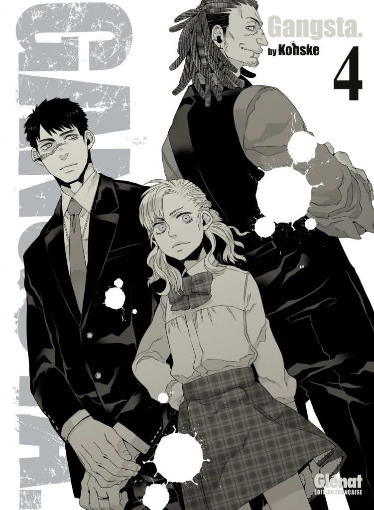 Gangsta Tome 4 : Blood Lust