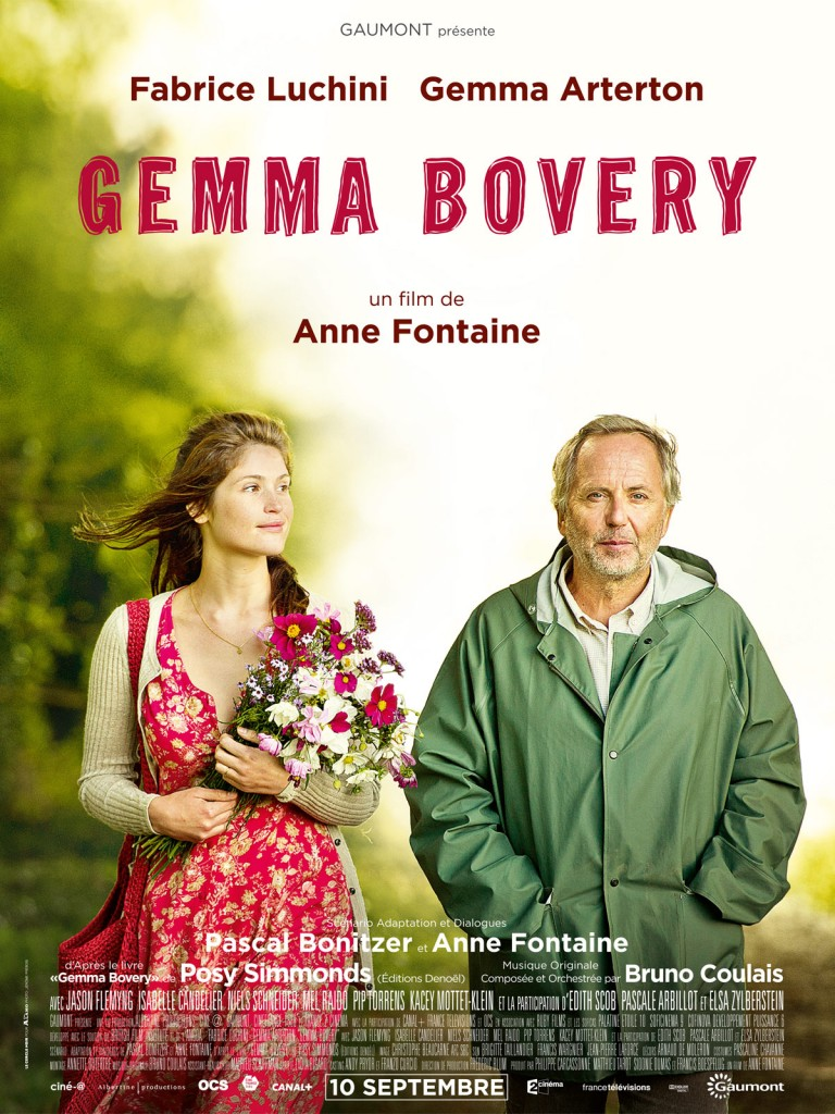 [Critique] « Gemma Bovery » Fabrice Luchini dans une comédie ludique, sensuelle et littéraire