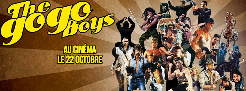 «The Gogo Boys», retour sur l'épopée cinématographique du tandem Golam-Globus
