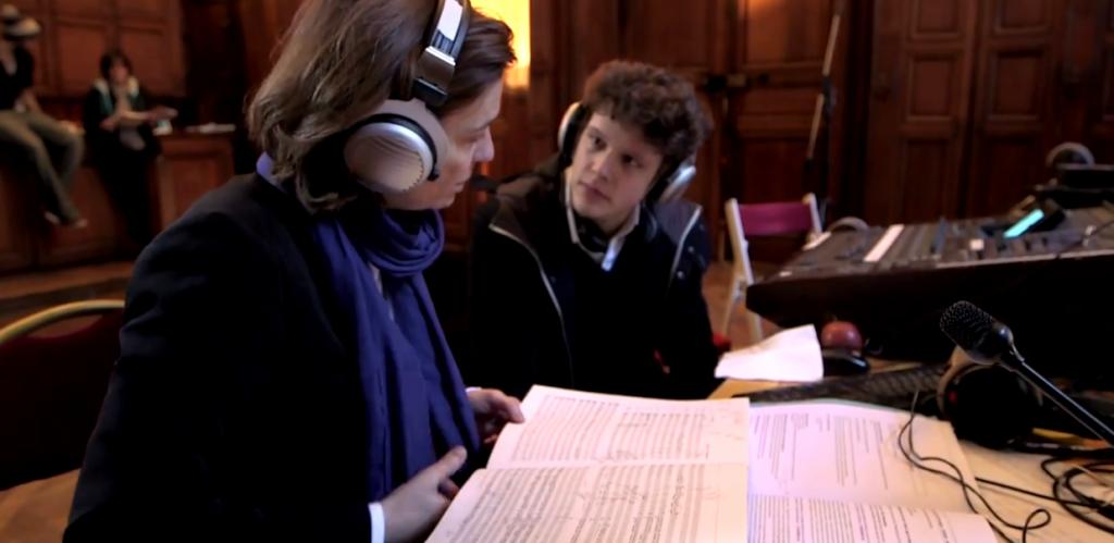 «Le requiem de Mozart», épisode 3 : «Lorenzo, Samy Chihuahua, Laurence Equilbey et les solistes