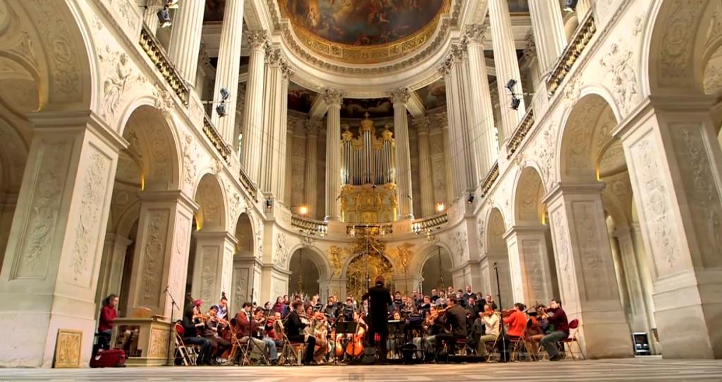 «Le Requiem de Mozart» episode 1, Lorenzo et Laurence Equilbey au Château de Versailles