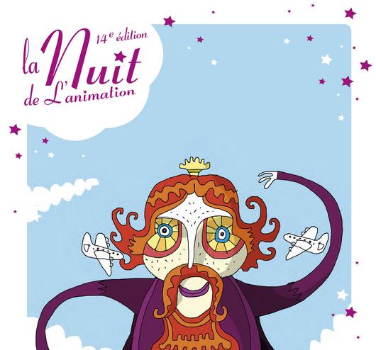 Gagnez 5 places pour la Nuit de l'Animation le 4 octobre (Festival International du Court-Métrage de Lille)