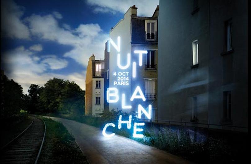 La Nuit Blanche 2014 : le «Paris qui ose»?