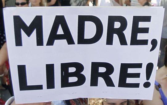 L'Espagne avorte de sa loi