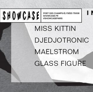 Gagnez 5×2 places pour Miss Kittin et Maelstrom au Showcase le 3 octobre
