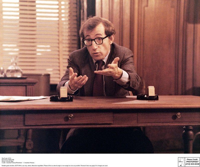 [Sortie DVD] Woody Allen aux prises avec les listes noires du Maccarthysme dans « Le prête-nom » de Martin Ritt