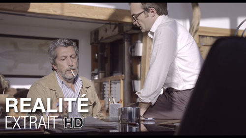 « Réalité » de Quentin Dupieux : un premier extrait dubitatif avec Alain Chabat et Jonathan Lambert