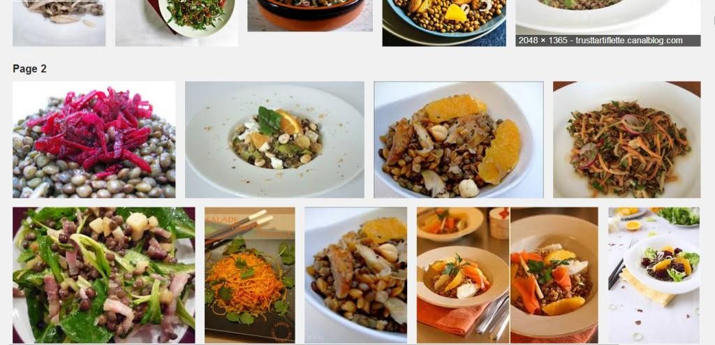 [La recette de Claude] Salade Orange