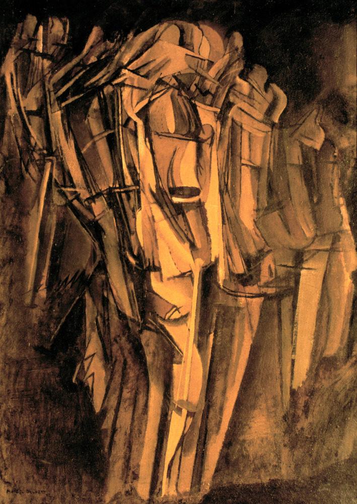« Marcel Duchamp, la peinture, même » : un leurre savant au Centre Pompidou