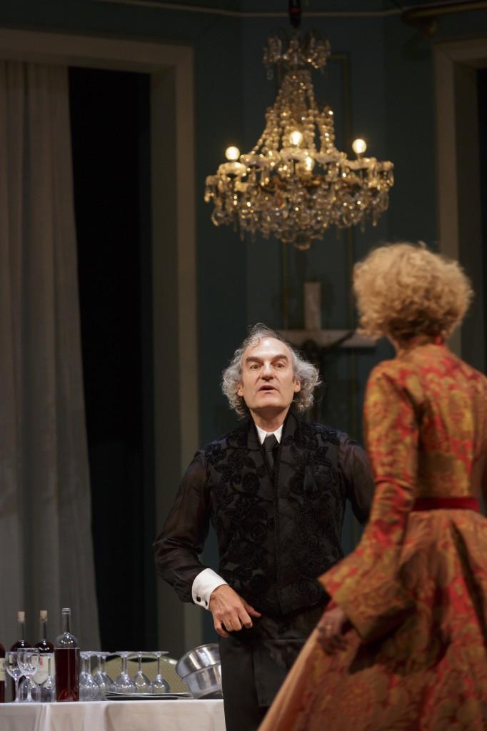 Tartuffe délaissé à la Comédie Française