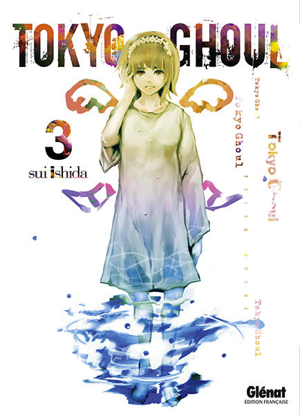 « Tokyo Ghoul » Tome 3 : être humain ?
