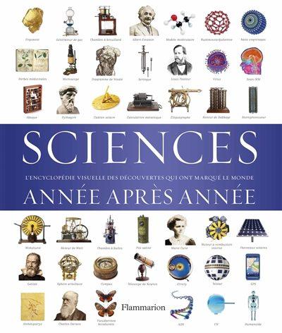 Sciences année après année…